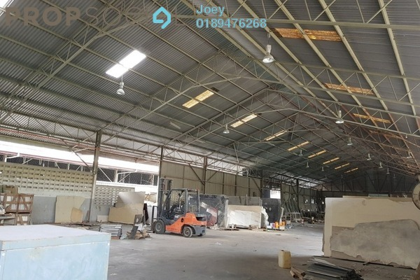 For Rent Factory at Danau Kota, Setapak Freehold Semi Furnished 0R/0B 80k