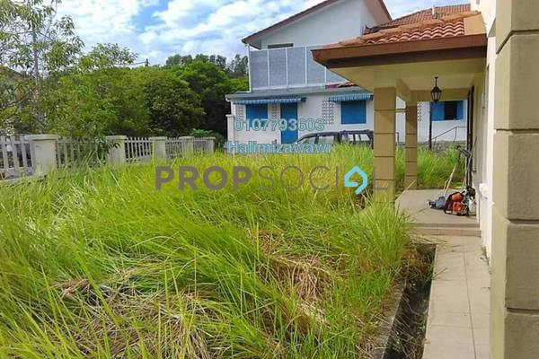 For Sale Terrace at Seksyen 6, Bandar Bukit Mahkota Freehold Unfurnished 4R/3B 670k