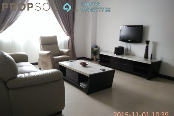 For Rent Condominium at Pearl Regency, Gelugor Freehold Fully Furnished 3R/2B 1.9k