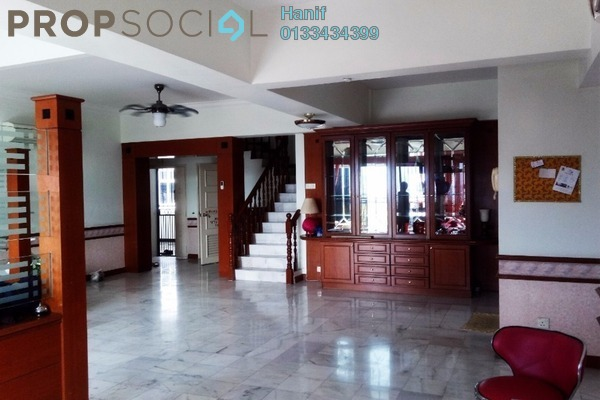 For Sale Duplex at One Ampang Avenue, Ampang Leasehold Semi Furnished 5R/4B 980k