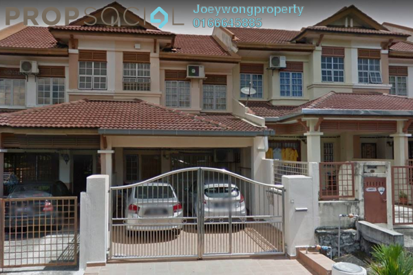 For Sale Terrace at BP14, Bandar Bukit Puchong Freehold Semi Furnished 4R/3B 690k