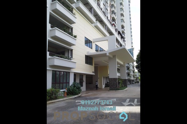 For Sale Condominium at Savanna 1, Bukit Jalil Freehold Fully Furnished 3R/2B 738k