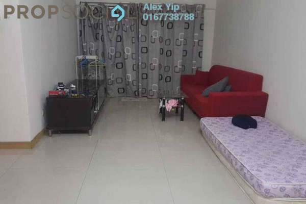 For Rent Condominium at Kuchai Avenue, Kuchai Lama Freehold Fully Furnished 3R/2B 1.6k