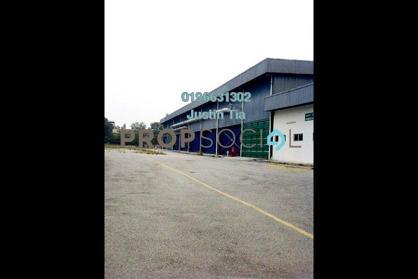 For Rent Factory at Arab-Malaysian Industrial Park, Nilai Freehold Semi Furnished 0R/0B 25k