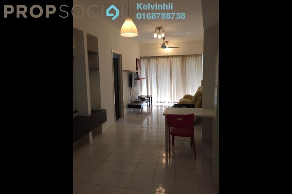 For Sale Condominium at 38 Bidara, Bukit Ceylon Freehold Fully Furnished 2R/2B 750k