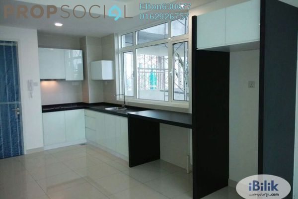 For Rent Condominium at Central Residence, Sungai Besi Freehold Semi Furnished 3R/2B 1.8k