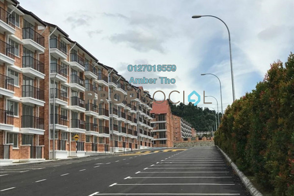 For Sale Apartment at Goodview Heights, Kajang Freehold Unfurnished 3R/2B 259k