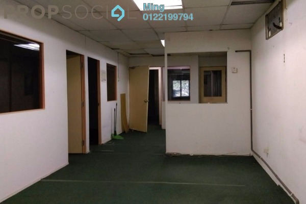 For Rent Office at PJS 10, Bandar Sunway Freehold Semi Furnished 5R/0B 1.2k