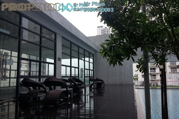 For Rent Condominium at Wellesley Residences, Butterworth Freehold Fully Furnished 1R/1B 1.45k