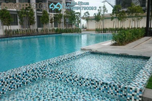 For Sale Apartment at Wellesley Residences, Butterworth Freehold Fully Furnished 1R/1B 498k
