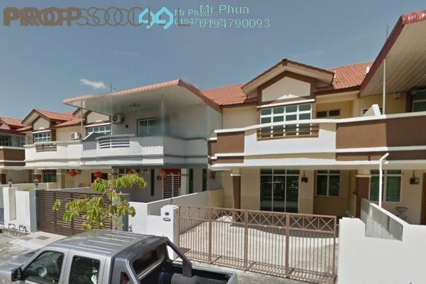 For Rent Terrace at Taman Limbungan Indah, Butterworth Freehold Unfurnished 5R/3B 1.2k