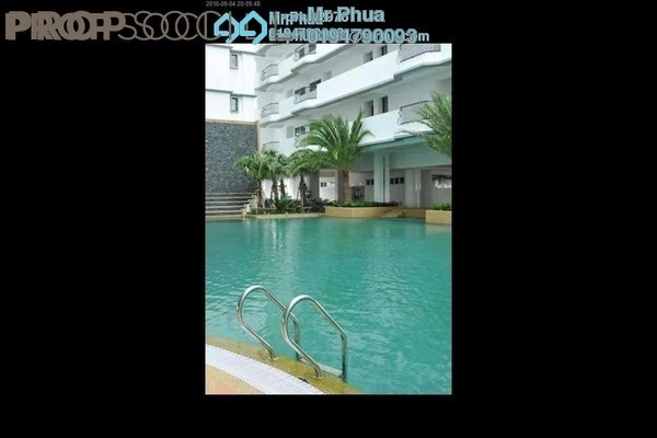 For Rent Condominium at Cassia, Butterworth Freehold Fully Furnished 3R/2B 1.2k
