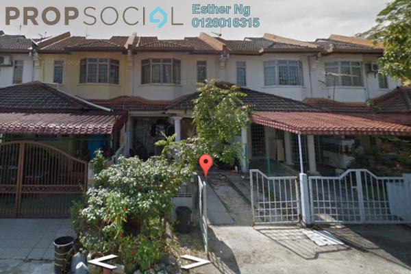 For Sale Terrace at Taman TTDI Jaya, TTDI Jaya Freehold Unfurnished 0R/0B 340k