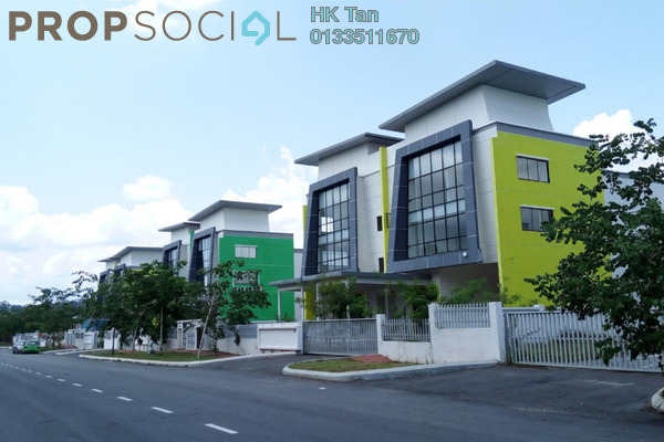 For Rent Factory at 228 Smart Industrial Series, Semenyih Freehold Unfurnished 0R/4B 6k