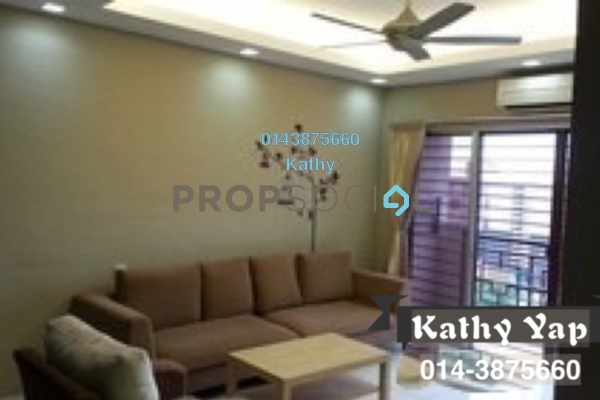 For Sale Condominium at Suria Damansara, Kelana Jaya Leasehold Semi Furnished 3R/2B 538k