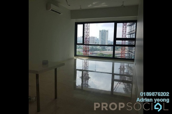 For Rent Condominium at KL Eco City, Mid Valley City Freehold Fully Furnished 1R/1B 2.3k