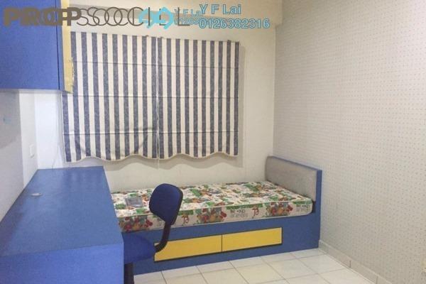 For Sale Condominium at Endah Ria, Sri Petaling Leasehold Semi Furnished 3R/2B 455k