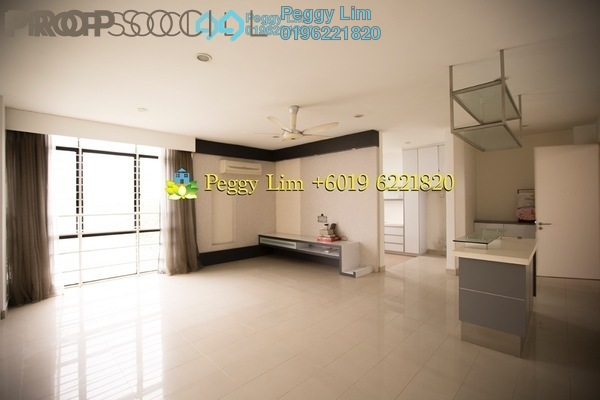 For Sale Townhouse at Taman Tasik Prima, Puchong Leasehold Semi Furnished 5R/4B 830k