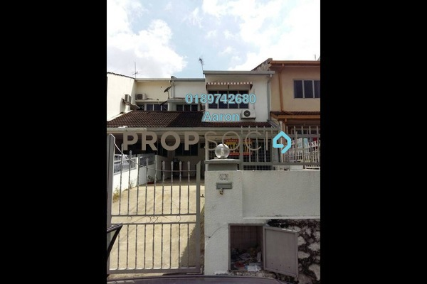 For Sale Terrace at Bandar Baru Sri Petaling, Sri Petaling Leasehold Semi Furnished 4R/3B 880k