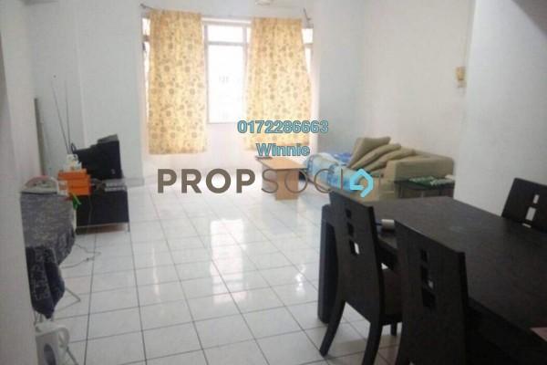 For Sale Condominium at Kelana Puteri, Kelana Jaya Freehold Semi Furnished 3R/2B 430k