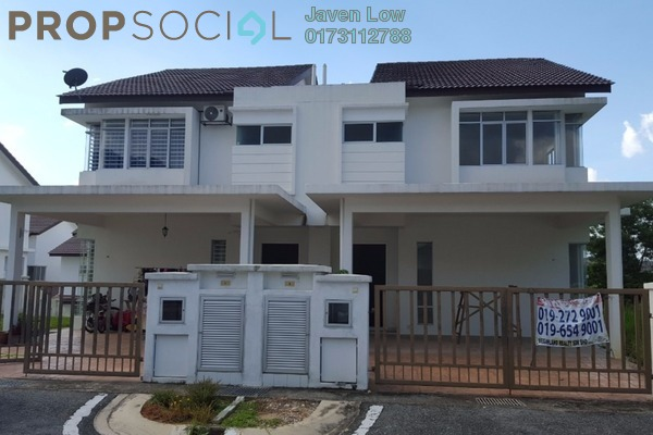 For Sale Semi-Detached at Amberley, Rawang Freehold Unfurnished 5R/4B 980k
