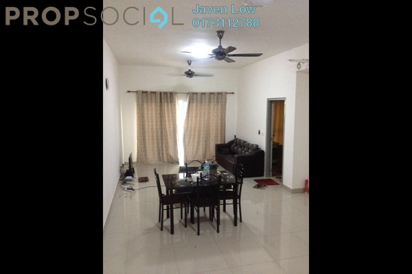For Sale Condominium at The Wharf, Puchong Freehold Fully Furnished 2R/2B 330k