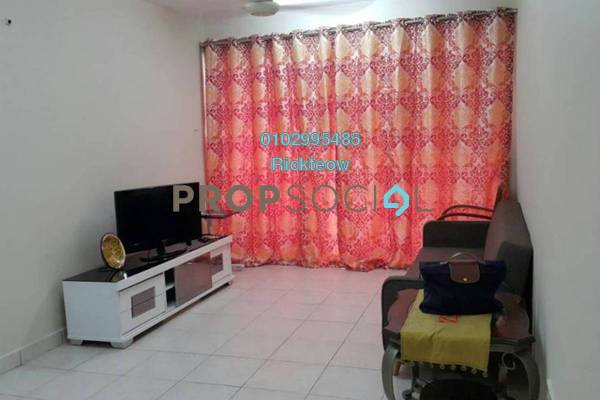 For Rent Condominium at Cyberia SmartHomes, Cyberjaya Freehold Fully Furnished 3R/2B 1.43k