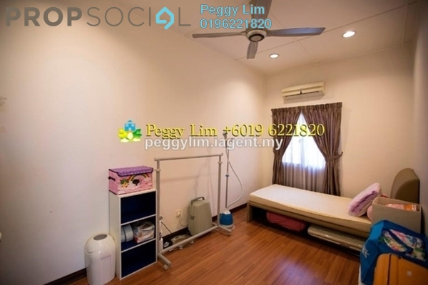 For Sale Terrace at Sri Damai, Bukit Rimau Freehold Semi Furnished 4R/3B 699k