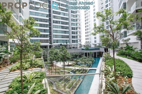 For Sale Serviced Residence at Regalia, Putra Freehold Fully Furnished 1R/1B 560k