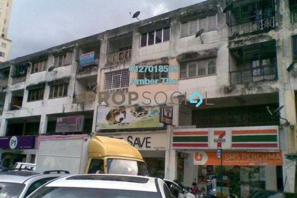 For Rent Apartment at Pandan Jaya, Pandan Indah Freehold Unfurnished 2R/1B 858translationmissing:en.pricing.unit