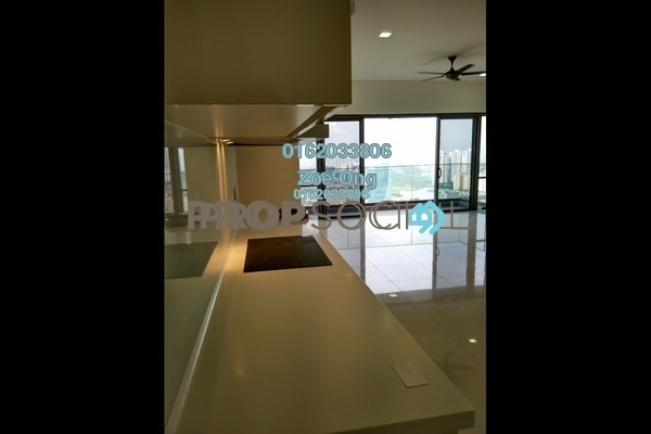 For Sale Serviced Residence at Reflection Residences, Mutiara Damansara Freehold Semi Furnished 3R/3B 1.49m