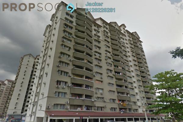 For Rent Condominium at Sentul Utama Condominium, Sentul Freehold Unfurnished 3R/2B 1.2k
