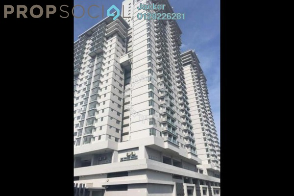 For Rent Condominium at Maxim Residences, Cheras Freehold Semi Furnished 3R/2B 1.5k