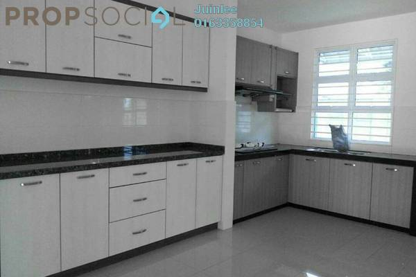 For Rent Terrace at Damai Residences, Kota Kemuning Freehold Fully Furnished 4R/4B 2.2k