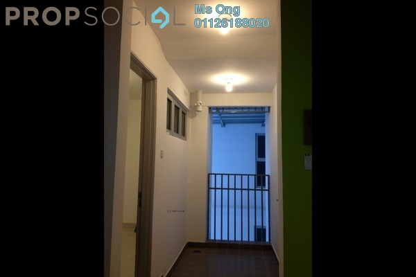 For Sale Apartment at Desa Dua, Kepong Freehold Semi Furnished 3R/2B 300k