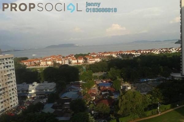 For Sale Apartment at Villa Sri Kenanga, Batu Uban Freehold Unfurnished 3R/2B 320k