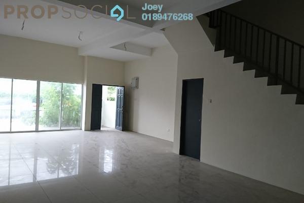 For Sale Terrace at Kampung Rawang Tin, Rawang Leasehold Unfurnished 5R/5B 670k