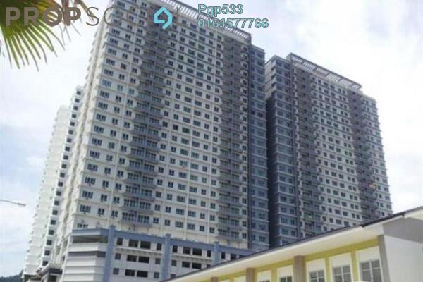 For Sale Apartment at 1-World, Bayan Baru Freehold Fully Furnished 3R/2B 710k