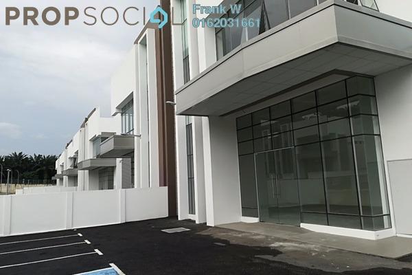 For Sale Factory at Setia Business Park, Johor Bahru Freehold Unfurnished 0R/0B 2.55m
