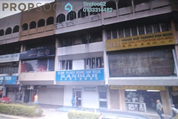 For Rent Shop at Jalan Tiong Nam, Chow Kit Freehold Unfurnished 0R/0B 6k