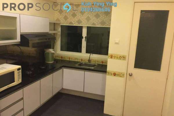 For Rent Condominium at The Orion, KLCC Freehold Fully Furnished 2R/2B 3k