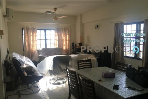 For Sale Condominium at Kelana Parkview, Kelana Jaya Freehold Semi Furnished 3R/2B 630k