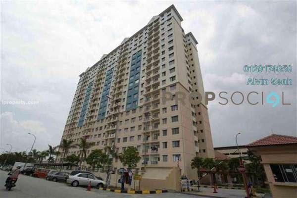 For Sale Condominium at Vista Pinggiran, Bandar Putra Permai Freehold Semi Furnished 3R/2B 290k