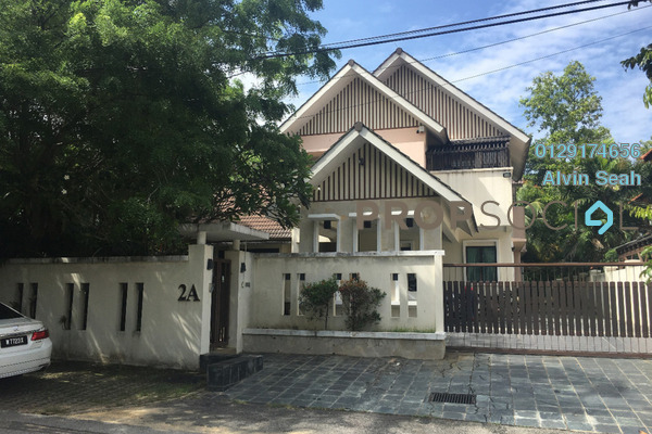 For Sale Bungalow at Tropicana Indah, Tropicana Freehold Semi Furnished 5R/6B 4.6m