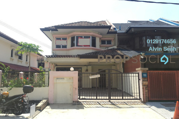 For Sale Terrace at BU3, Bandar Utama Freehold Semi Furnished 4R/3B 1.6m