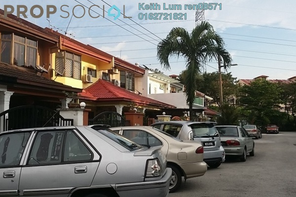For Sale Terrace at Beverly Heights, Ukay Freehold Unfurnished 3R/3B 850k