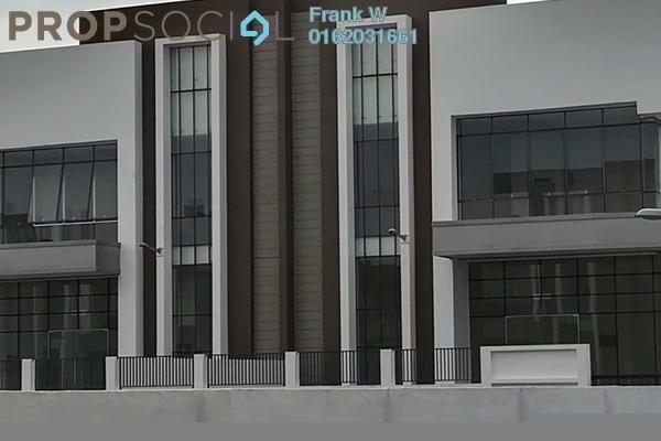 For Sale Factory at Setia Business Park, Johor Bahru Freehold Unfurnished 0R/0B 2.65m