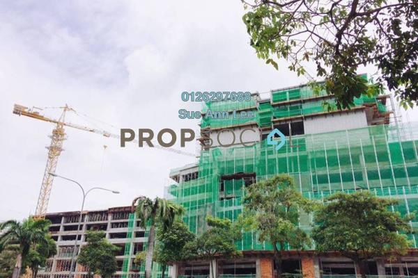 For Sale SoHo/Studio at Q Suite @ Queensville, Bandar Sri Permaisuri Freehold Semi Furnished 1R/1B 320k
