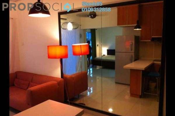 For Rent Condominium at Gaya, Melawati Freehold Fully Furnished 1R/1B 1.5k