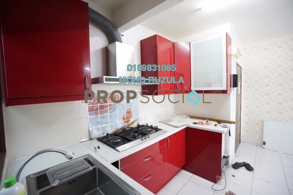 For Rent Serviced Residence at Alam Idaman, Shah Alam Freehold Fully Furnished 2R/2B 1.3k